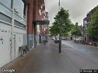 Brandweer naar Raaks in Haarlem
