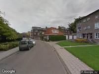 112 melding Brandweer naar Beatrixstraat in Vaals