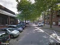 Ambulance naar Brusselstraat in Zoetermeer
