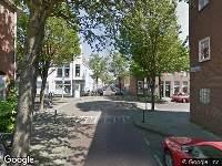 Brandweer naar Scheepersstraat in Haarlem