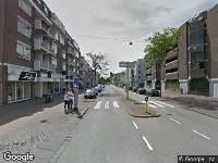 Ambulance naar Amsterdamse Veerkade in 's-Gravenhage