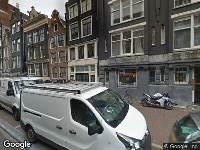 112 melding Ambulance naar Spuistraat in Amsterdam