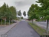 112 melding Ambulance naar Marnestraat in 's-Gravenhage
