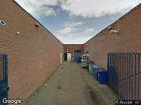 112 melding Brandweer naar Dobbe in Zwolle