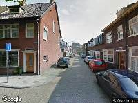 Ambulance naar Diezestraat in Haarlem