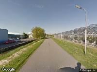 112 melding Traumahelikopter naar Kooltuin in Delfgauw