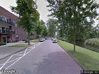 Brandweer naar Richard Holkade in Haarlem