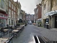 Ambulance naar Kettingstraat in 's-Gravenhage