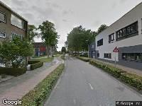 112 melding Brandweer naar Kerkwerve in Etten-Leur
