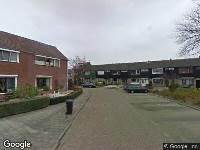 112 melding Ambulance naar Burgemeester Baasstraat in Sint-Annaland