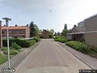 Ambulance naar Lijsterstraat in Krimpen aan den IJssel