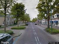 112 melding Brandweer naar Bisschopsmolenstraat in Etten-Leur