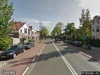Brandweer naar Verspronckweg in Haarlem