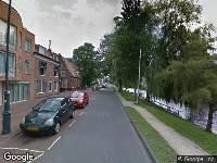 Ambulance naar Gasthuisvest in Haarlem
