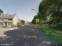 112 melding Ambulance naar Klooslaan in Ridderkerk