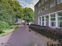 112 melding Ambulance naar Goetlijfstraat in 's-Gravenhage
