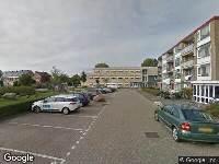 112 melding Ambulance naar Evertsenstraat in Rijnsburg