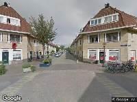 Ambulance naar Kanariestraat in Amsterdam