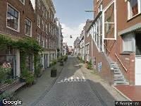 Ambulance naar Palmstraat in Amsterdam