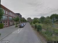 112 melding Ambulance naar Puntstraat in Rotterdam