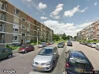 112 melding Ambulance naar Plotinusstraat in Rotterdam
