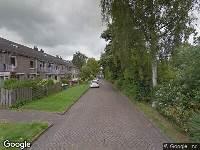 Ambulance naar Trimbaan in Krimpen aan den IJssel