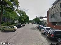 112 melding Ambulance naar Kooikerweg in Rotterdam