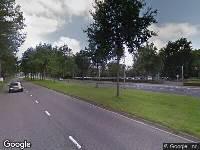 Politie naar Zwartewaterallee in Zwolle