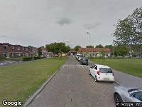 Ambulance naar C.D.Tuinenburgstraat in Rotterdam