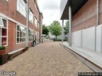 112 melding Ambulance naar Bisschop Bekkerslaan in Tilburg