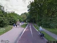 112 melding Ambulance naar Ruitenberglaan in Arnhem