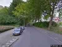 112 melding Ambulance naar Aart van der Leeuwlaan in Delft