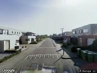 112 melding Besteld ambulance vervoer naar Maczekstraat in Dongen