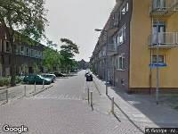 112 melding Brandweer naar Dr. Zamenhofstraat in Rotterdam