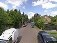 Ambulance naar Hoge Akker in Ulvenhout
