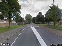 Ambulance naar Baliëndijk in Breda