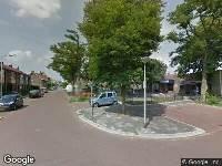 112 melding Ambulance naar Prof. Henketstraat in Delft