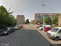 112 melding Besteld ambulance vervoer naar Hanrathstraat in Rotterdam
