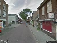 Brandweer naar Vechtstraat in Zwolle