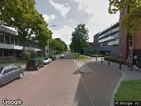 Ambulance naar Langendijk in Breda