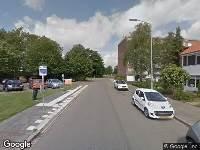 Ambulance naar Muiderslotstraat in Breda