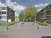112 melding Brandweer naar Essenstraat in Leeuwarden