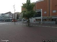 112 melding Ambulance naar Raamstraat in Dordrecht