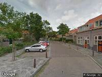 112 melding Brandweer naar Acaciastraat in Leiden