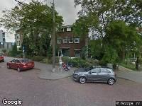 112 melding Ambulance naar Van Lawick van Pabststraat in Arnhem