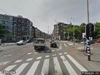 112 melding Brandweer naar Jonker Fransstraat in Rotterdam