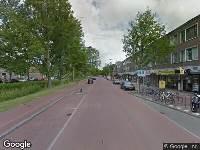 112 melding Brandweer naar Krakeelpolderweg in Delft