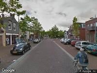 Ambulance naar Marktstraat in Wormerveer