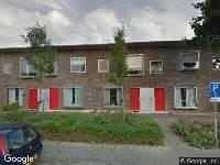 Besteld ambulance vervoer naar Ten Baanstraat in Nieuwegein
