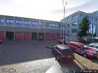Ambulance naar Nevelgaarde in Nieuwegein